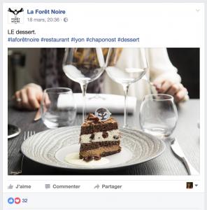 restaurant La Forêt Noire